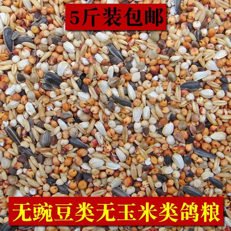 幼鸽斑鸠豌豆 粮食饲料 无鸽子无玉米鸽粮 小粮食吃 一件=5斤包邮
