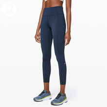 Lululemon fast and free women's sports high waisted tights 25 & quot; * ref lw5bjgs