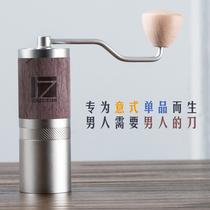 1Zpresso J 手摇磨豆机创新设计双軸精密钢磨芯手动咖啡研磨家用