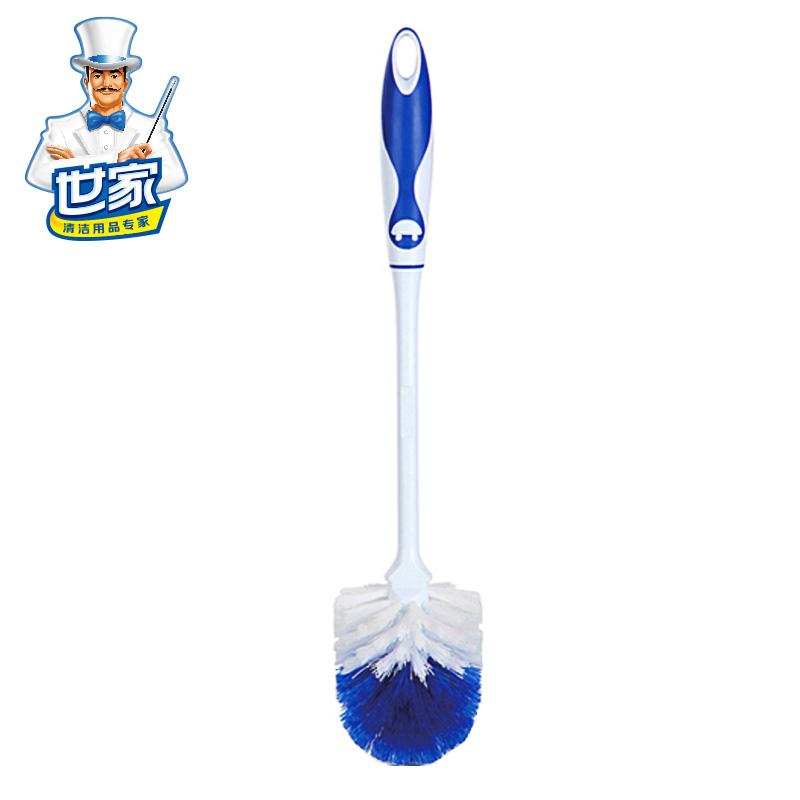 世家家用马桶刷套装卫生间刷子刷厕所刷洁厕家庭卫浴用品清洁工具