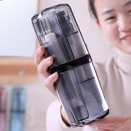 旅行装洗护套装旅游用品便携式洗漱杯收纳包洗漱包男士出差分装瓶