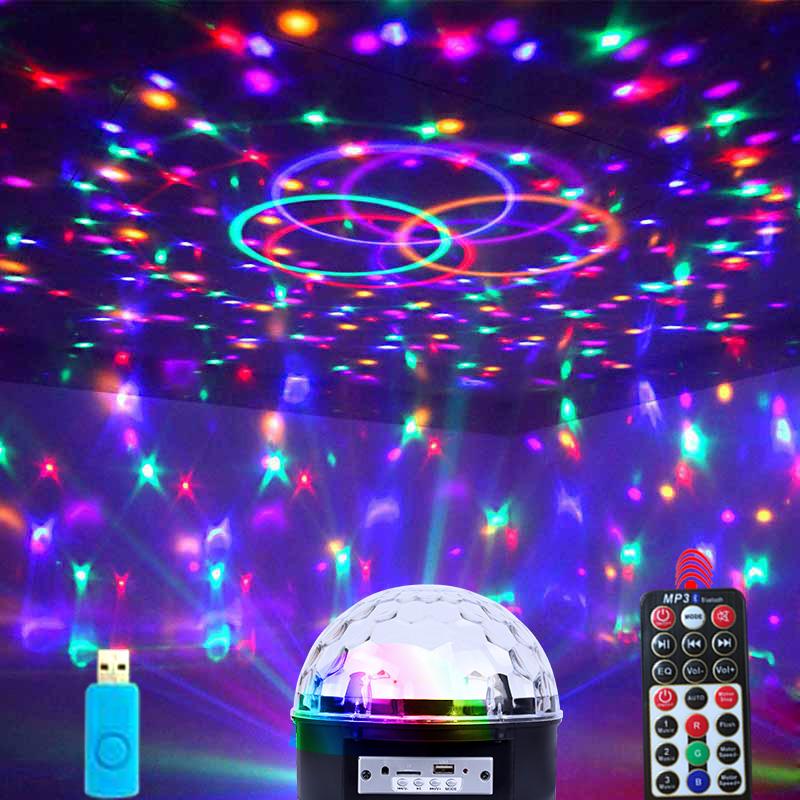 彩灯闪灯串灯满天星空灯网红七彩变色酒吧卧室浪漫房间装饰气氛灯