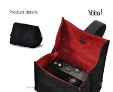 DUSTGO手工定制 轻巧尼康st12能摄影xh索尼徕卡便携相机袋