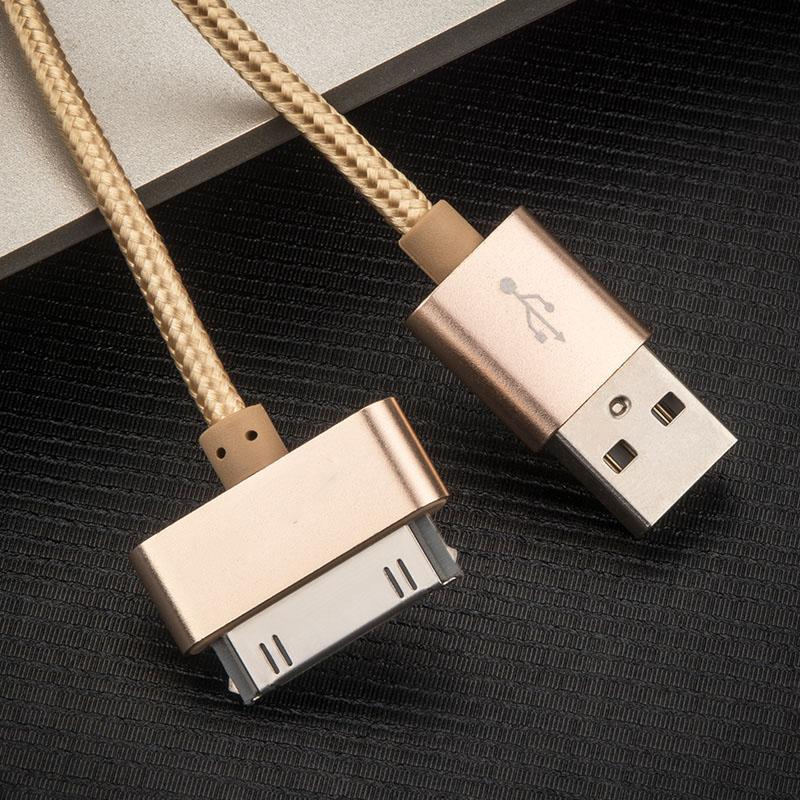 老款宽口宽头ipad充电线快充苹果4s数据线手机4ipad2/3平板电脑a1416充电器touch4一代平板充电器a1395/a1396