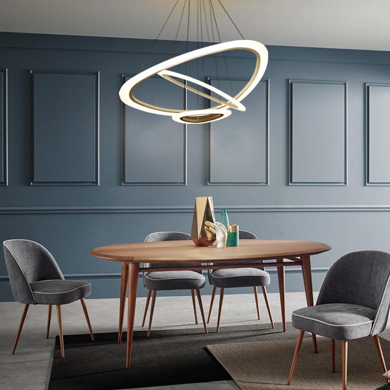 北欧灯具餐厅灯吊灯现代简约个性创意客厅吧台楼梯办公室饭厅家用