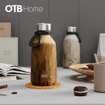 otb大容量保温杯便携保温壶不锈钢户外车载运动健身水壶保温瓶