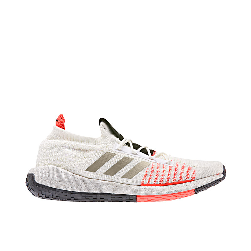 adidas阿迪达斯童鞋2020新款PulseBOOST男女大童跑步运动鞋EF0914