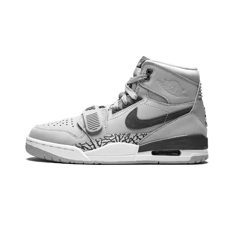 Air Jordan Legacy 312  aj 三合一 狼灰 男篮球鞋- AV3922 002 -