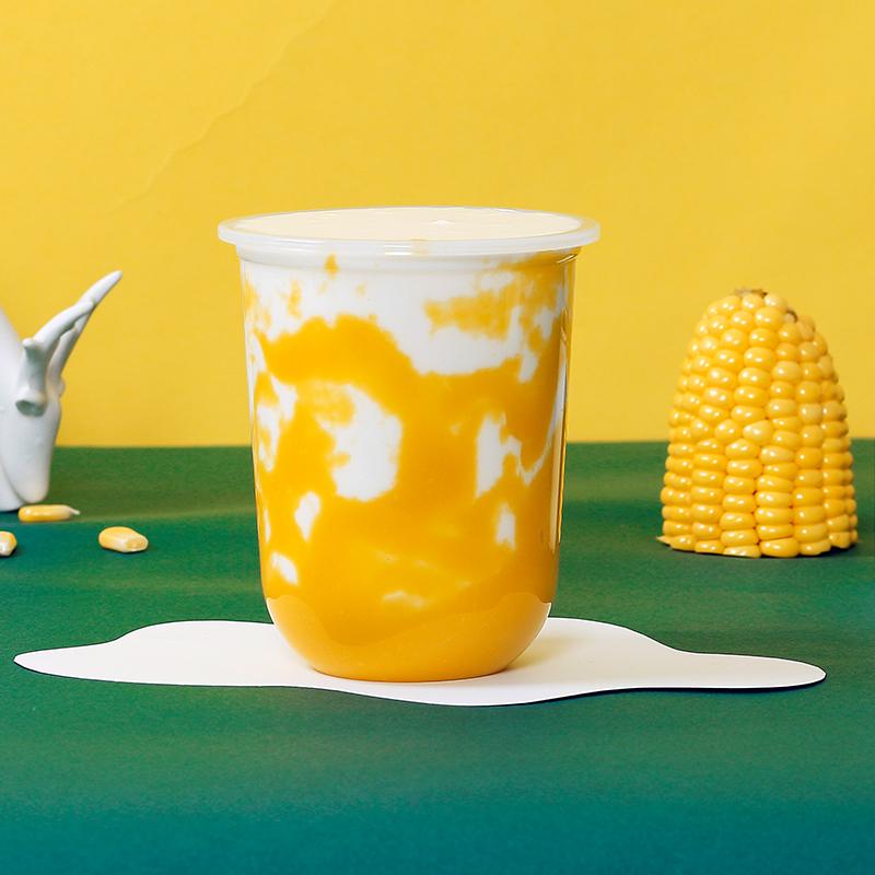 广禧玉米汁  饮料浓浆液350g浓缩玉米汁饮品珍珠奶茶中餐饮店原料