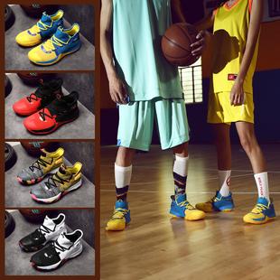 owen5欧文6简版黑红法蒂玛之手罗斯10詹姆斯17代科比11篮球鞋战靴图片