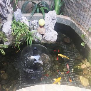 森森鱼池小型过滤器uv灯系统喷泉泵