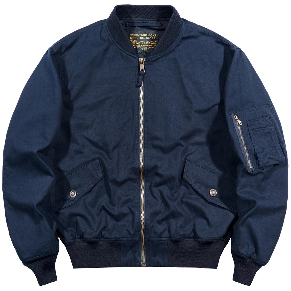 VIP春季空军ma1飞行员夹克男潮牌棒球服大码宽松工装外套纯棉上衣