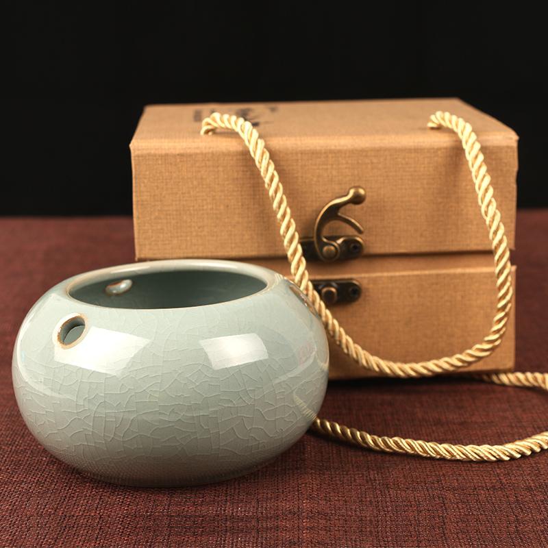 个性烟灰缸创意陶瓷个性复古男士办公室居家日用客厅茶几欧式酒吧
