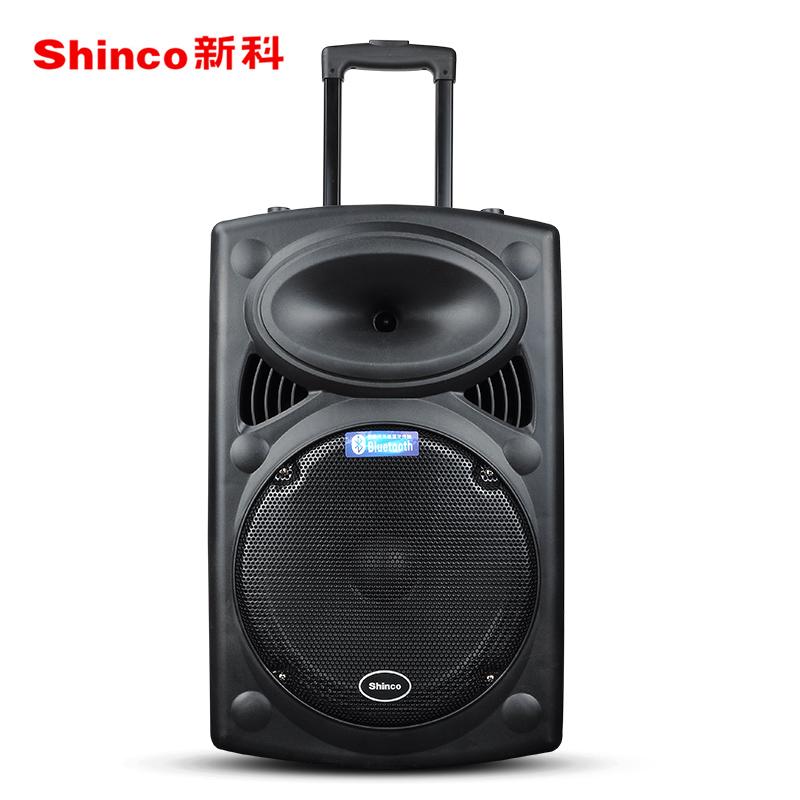 新科S12广场舞音箱音质好吗,声音大吗