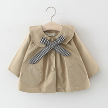 童装2021新lo4女童外套is童衣服0一1-3岁(小)童女宝宝秋装上衣