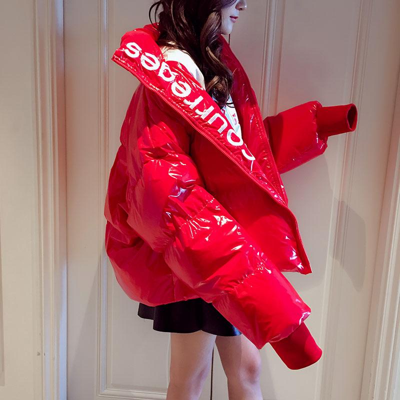 冬季外套羽绒棉服女短款棉袄2019年新款棉衣韩版宽松面包服ins潮