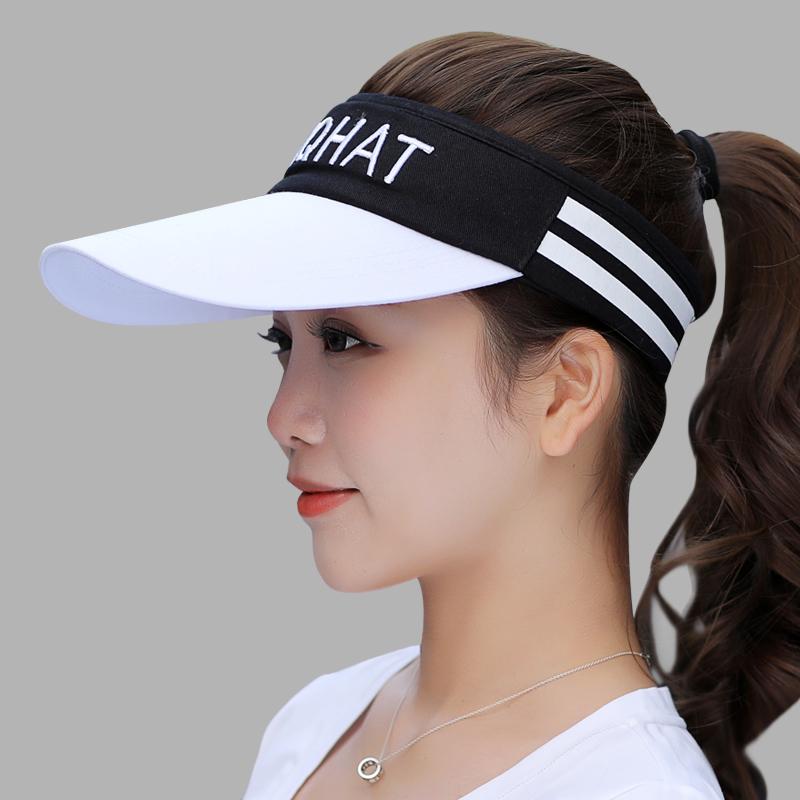 黑 白色帽檐