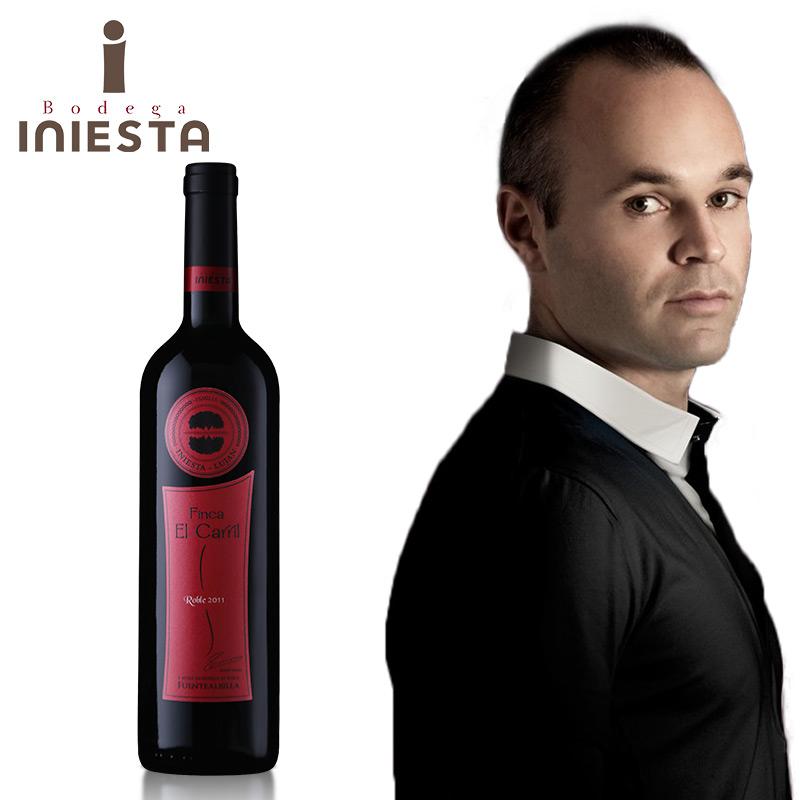 伊涅斯塔卡里尔庄园西班牙原装进口红酒 干红葡萄酒1支装750ml