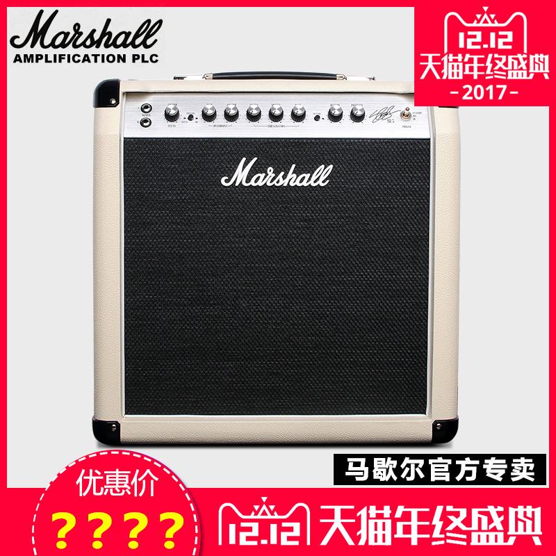 马歇尔MARSHALL全电子管吉他音箱SL5CC马勺Slash签名款吉他音响