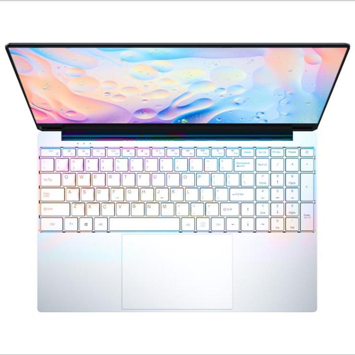14寸超薄四核金属笔记本电脑15.6寸轻薄便携学生女办公手提独显4K