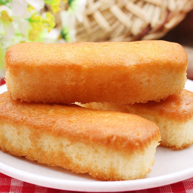 鲜奶蛋糕500g早餐法式面包欧式蛋糕下午点心小吃休闲零食品