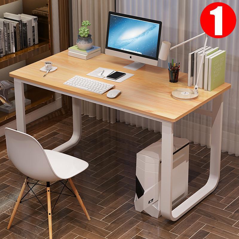 电脑桌台式家用简约经济型现代简易办公桌家用学生学习桌卧室书桌