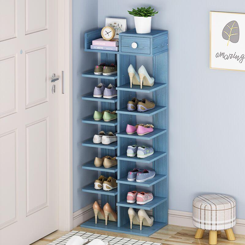换鞋凳多层简易家用经济型省空间鞋柜鞋架门口放小鞋架子宿舍收纳