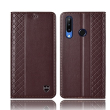 Doogee Doug N20 case full leather cover Doug X10 flip flop protector Napa inner grid