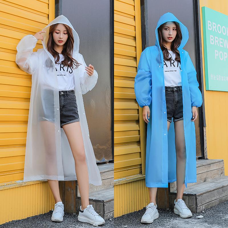 雨衣外套长款全身雨披加厚男女通用便携儿童户外旅游徒步非一次性