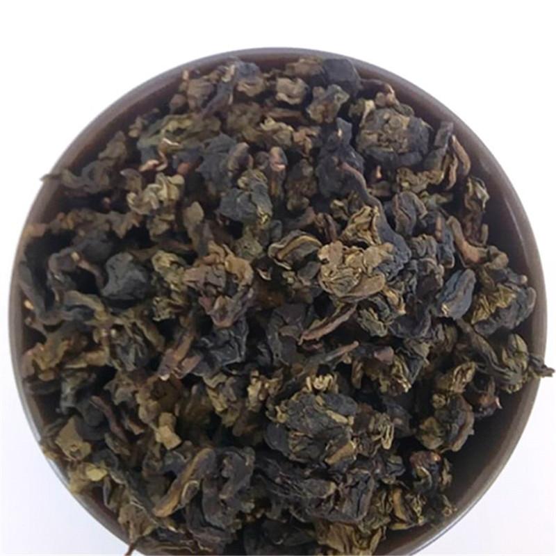 传秋园 碳焙陈年正味铁观音浓香型炭烧口味熟茶黑乌龙茶小泡散装