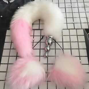 玩具的螺旋猫咪小号专用新手成人性用具女用插后庭情趣尾巴肛塞入