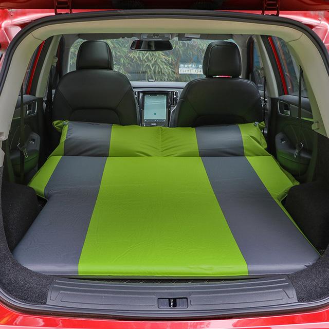 进口福特探险者MUSTANG锐界汽车用车载充气床垫后排座睡垫气垫床