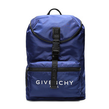Givenchy/Givenchy Men's Fabric Shoulder Bag BK500MK0P9