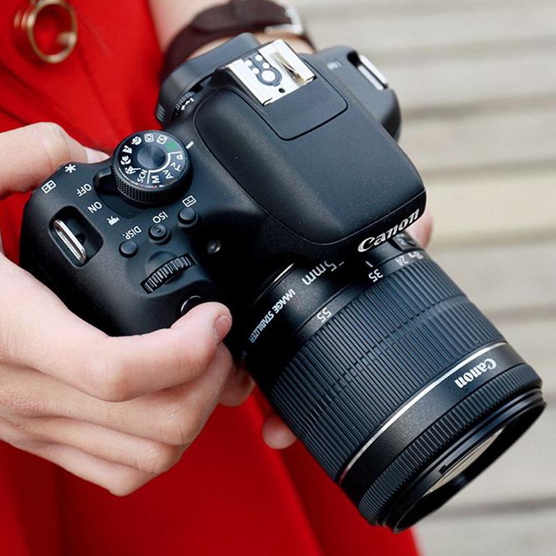 Canon/佳能 EOS 750D/760D 高清单反相机 WIFI 触摸屏 摄影视频