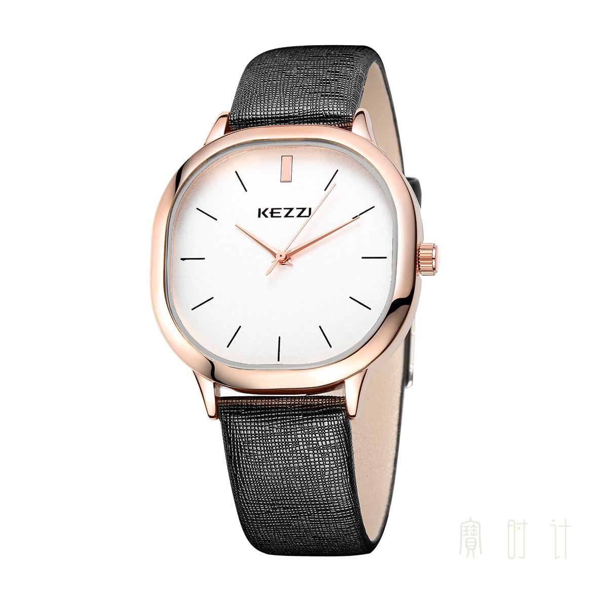 珂紫KEZZI 正品牌新款韩版潮流行男女情侣中性学生日礼物防水手表