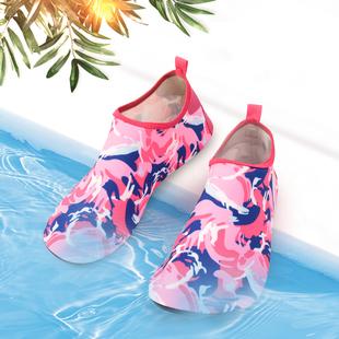 慈拓户外成人男女沙滩袜鞋浮潜游泳拖鞋潜水赤足速干防滑鞋潮汐鞋