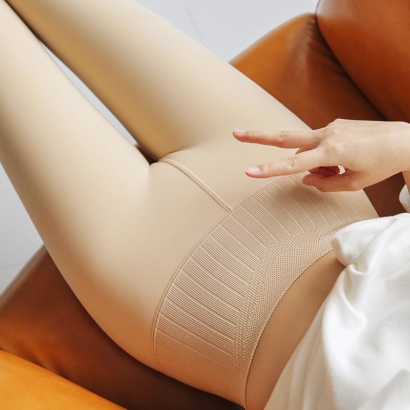 暖宫显瘦秋冬连裤袜 2800D收腹提臀加厚驼绒保暖美腿女袜打底裤袜