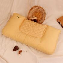 护颈椎助睡眠枕头可调高低大唐护颈枕头芯男女颈椎专用枕送双枕套