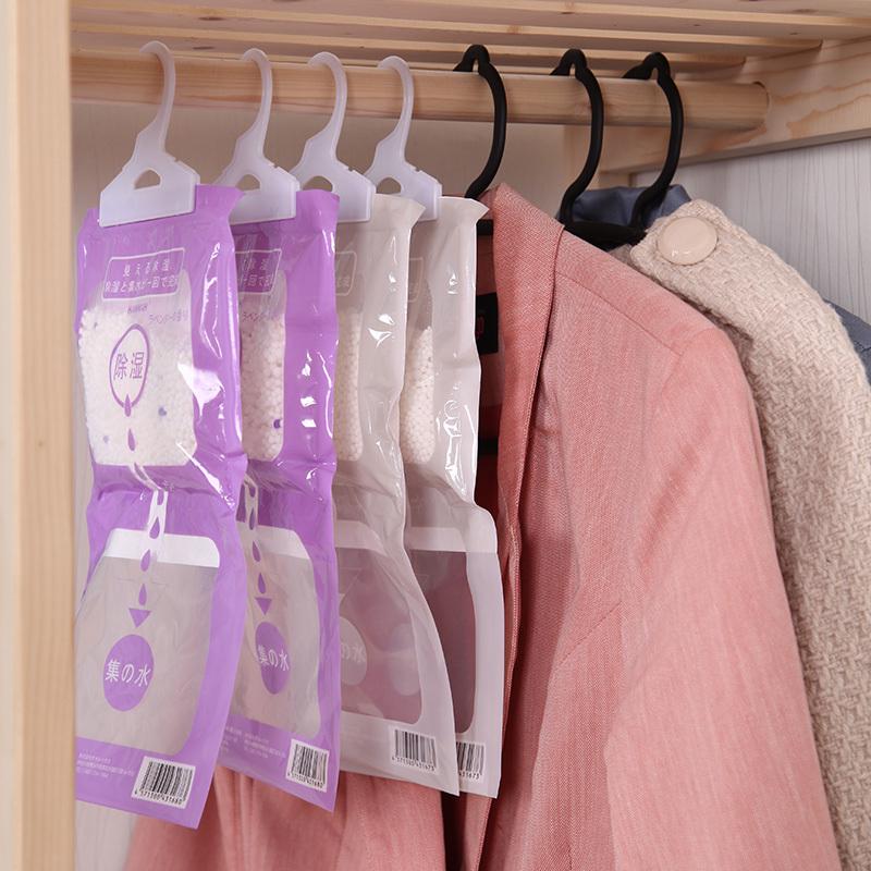 日本家用除湿袋可挂式芳香剂衣柜防霉干燥剂吸水防潮剂吸潮吸湿剂