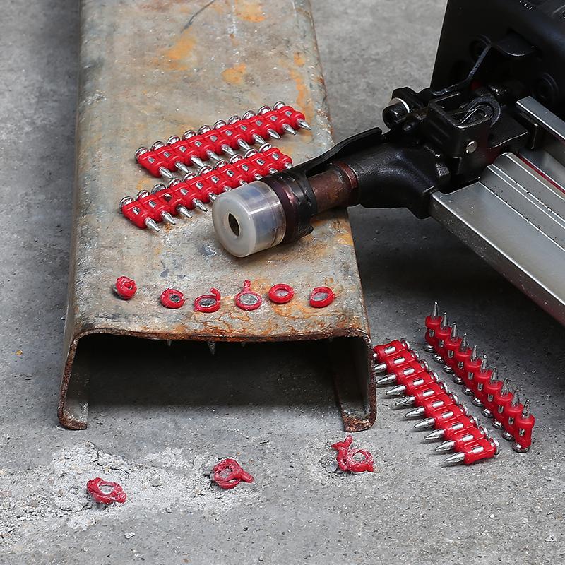 麦福瓦斯射钉枪瓦斯枪射钉器枪全自动射钉专用枪打钉器电动钢钉枪