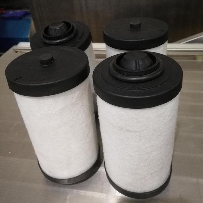 余特真空包装封口机油雾过滤器400过滤网真空泵滤芯真空机油滤芯