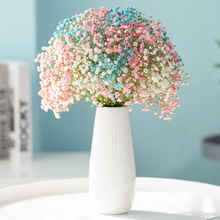 Stellar dried flower bouquet household furnishings small fresh decorative ornaments do not forget my flowers, real flowers, air-dried flower arrangement
