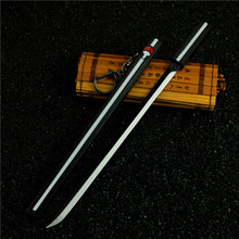 火影 佐助草雉1r4合金模型1q稚剑礼物22cm 未开刃