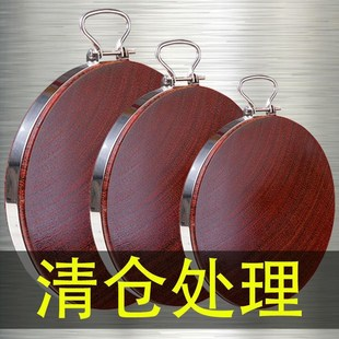 进口铁实木家用越南铁木厨房木砧板