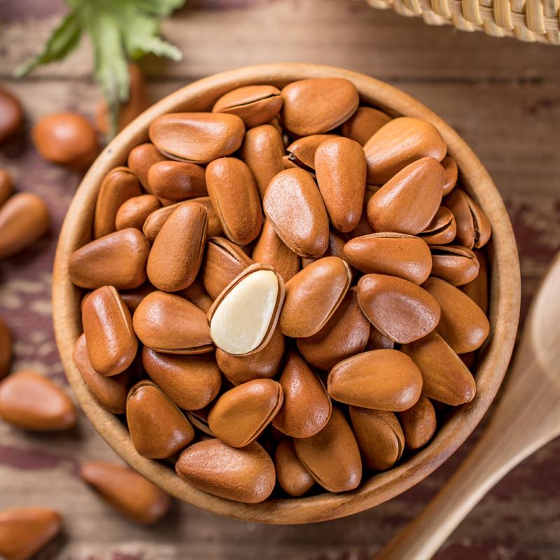 散装 东北 松子 净含量 原味 开口 颗粒 红松 干果 特产 零食