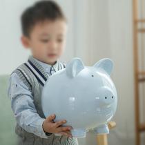 奶嘴Baby鸭宝bduck小黄鸭婴儿鸭储钱罐可爱存钱储蓄罐B.Duck香港