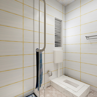 卫生间瓷砖墙面美缝贴纸玻璃线条客厅背景墙装饰自粘防水防油墙贴