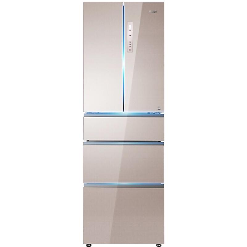 海尔冰箱旗舰店官方旗舰一级变频无霜多开门法式家用五门新款上市