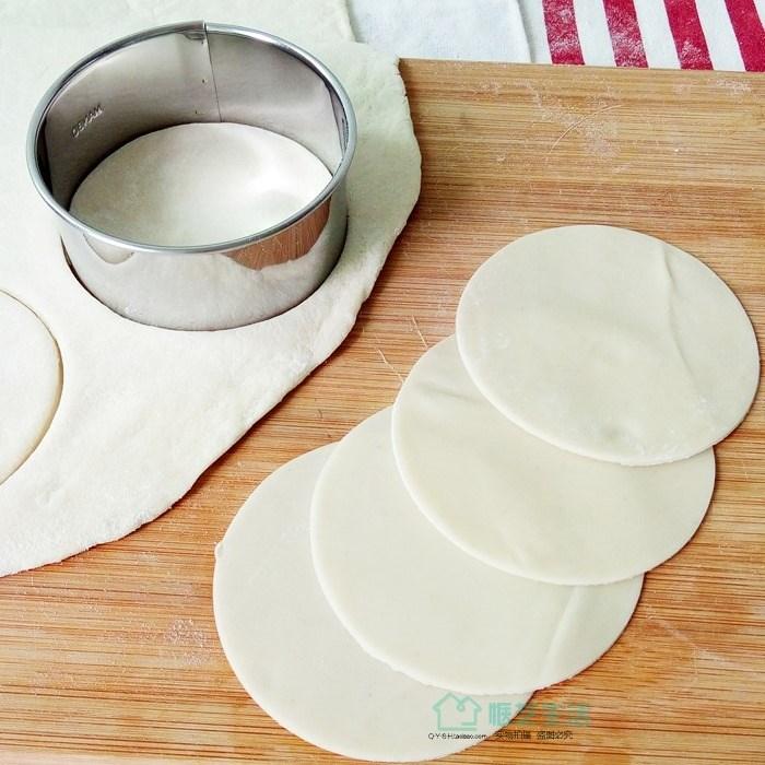 点击查看商品:饺子机家用全自动小型创意月牙形手工饺子器捏包子夹神器水饺模具