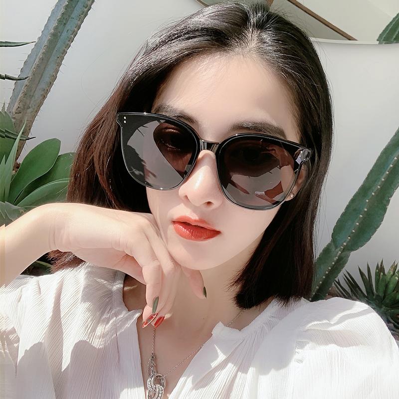 GM墨镜女大脸显瘦潮网红街拍2020新款MYMA太阳眼镜防紫外线男ins